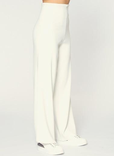Loves You Triko Pantolon Beyaz